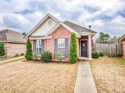 Montgomery Single Family Home For Sale: 8337 Dison Drive