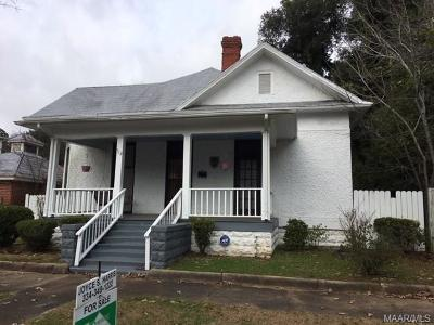 Selma Single Family Home For Sale: 713 McLeod Avenue