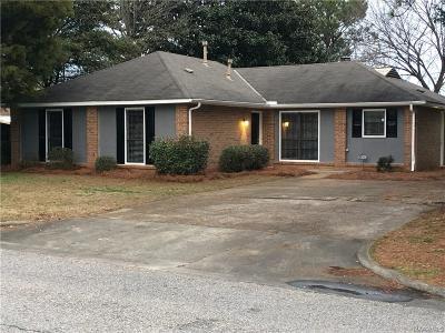 Montgomery Single Family Home For Sale: 1244 Dalraida Road