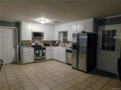 Millbrook Single Family Home For Sale: 4931 Peachtree Street