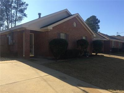Montgomery Single Family Home For Sale: 6243 Taylor Ridge Road