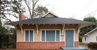 Montgomery Single Family Home For Sale: 601 S Panama Street