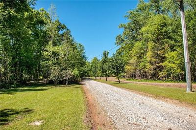 Hope Hull Single Family Home For Sale: 140 Steep Creek Road