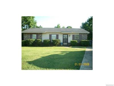 Montgomery Single Family Home For Sale: 6273 Briarwood Lane