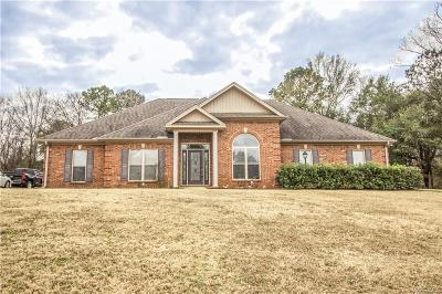 Wetumpka Single Family Home For Sale: 661 Stonegate Trail