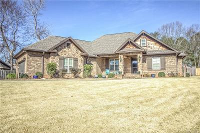 Emerald Mountain Single Family Home For Sale: 598 Hickory Place