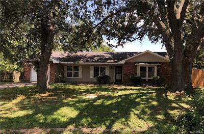 Montgomery Single Family Home For Sale: 2622 Norwich Drive