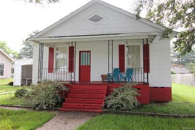 Tallassee Single Family Home For Sale: 416 Freeman Avenue