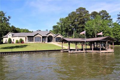 Titus Single Family Home For Sale: 196 Dogwood Drive