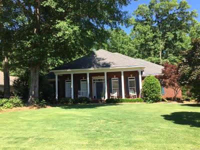 Wetumpka Single Family Home For Sale: 125 Mountain Laurel Road