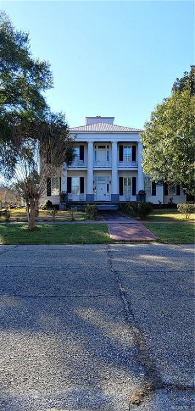 Selma Single Family Home For Sale: 607 Union Street