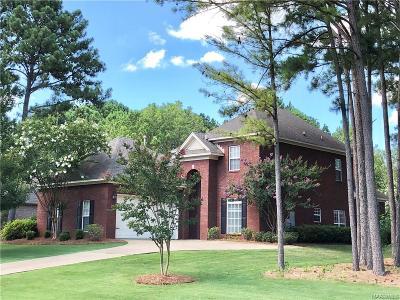 Montgomery AL Single Family Home For Sale: $284,900