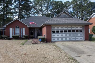 Montgomery Single Family Home For Sale: 1009 David Drive