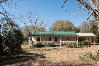 Enterprise Single Family Home For Sale: 398 County Road 731 Road