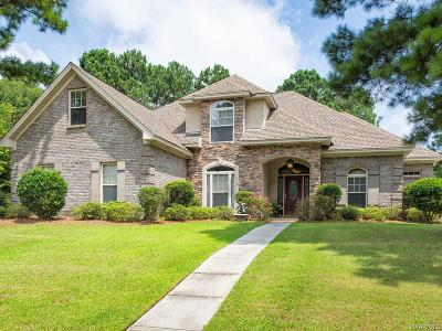 Montgomery AL Single Family Home For Sale: $349,900