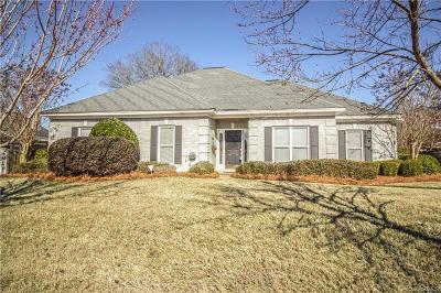 Sturbridge Single Family Home For Sale: 8407 Chadburn Crossing Court