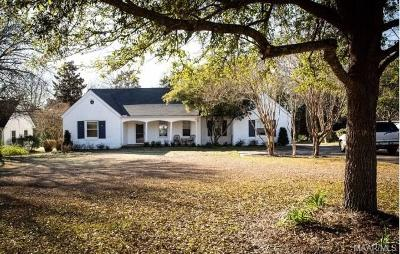 Edgewood Single Family Home For Sale: 3640 Narrow Lane Road