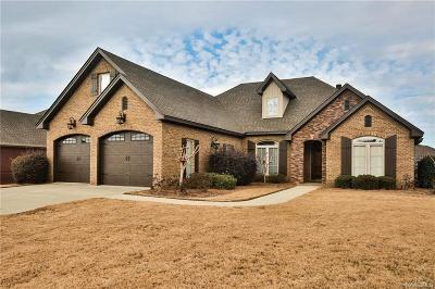 Winchester Ridge Single Family Home For Sale: 523 Weatherby Trail