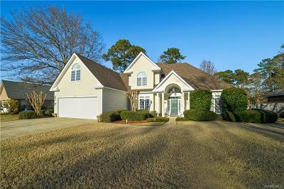 Prattville Single Family Home For Sale: 510 Jasmine Trail