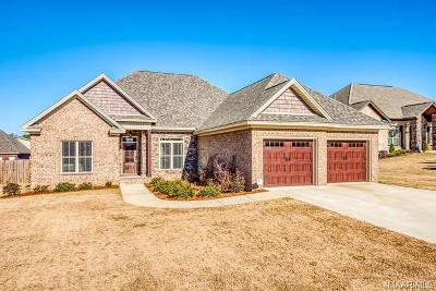 Winchester Ridge Single Family Home For Sale: 190 Winchester Way