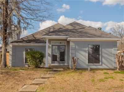 Montgomery Single Family Home For Sale: 4033 Oak Shadow Lane