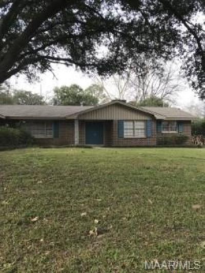 Vaughn Meadows Single Family Home For Sale: 3224 Walton Drive