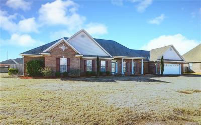 Prattville Single Family Home For Sale: 114 Ashton Oak Court