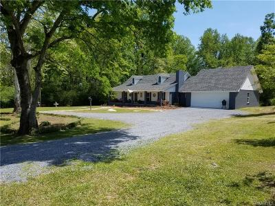 Deatsville Single Family Home For Sale: 350 Lewis Road