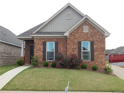 Montgomery Single Family Home For Sale: 8345 Ryan Ridge Loop