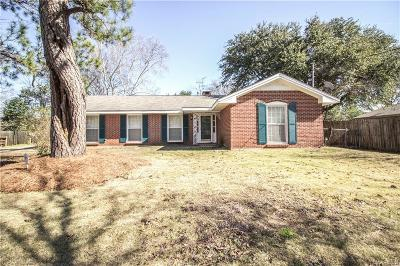 Vaughn Meadows Single Family Home For Sale: 3215 Carter Hill Road