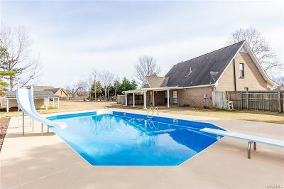 Prattville Single Family Home For Sale: 518 Seasons Court