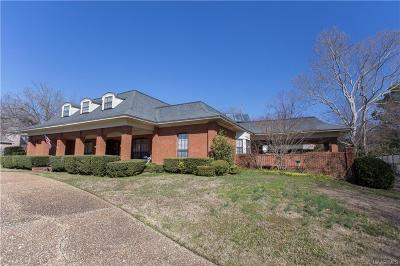 Vaughn Meadows Single Family Home For Sale: 3619 Wiley Road