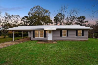 Enterprise Single Family Home For Sale: 1606 Rucker Boulevard