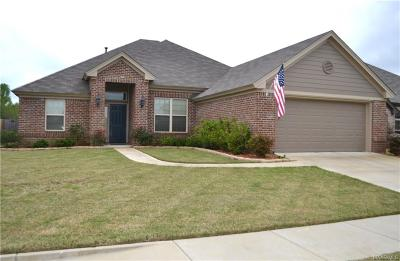 Montgomery Single Family Home For Sale: 10332 Duncannon Trail