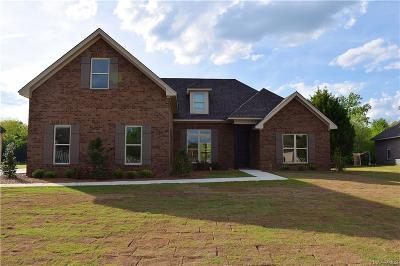 Montgomery Single Family Home For Sale: 5140 Indigo Lane