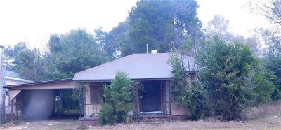 Selma Single Family Home For Sale: 210 Hickory Avenue
