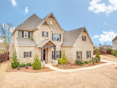 Prattville Single Family Home For Sale: 620 Madison Drive