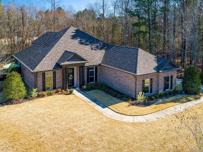 Pike Road Single Family Home For Sale: 8967 Big Horn Trail