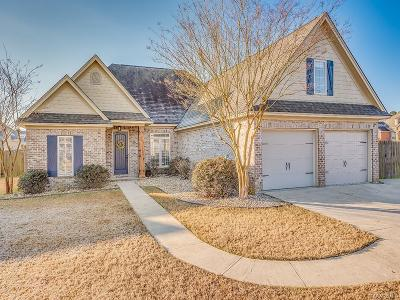 Prattville Single Family Home For Sale: 1204 Caliber Crossing