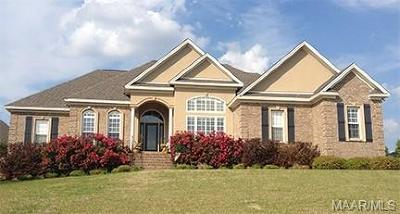 Prattville Single Family Home For Sale: 103 Chimney Ridge