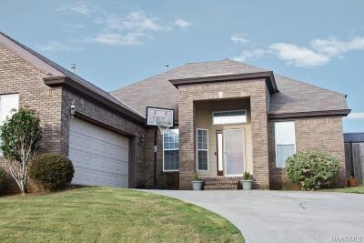 Prattville Single Family Home For Sale: 2482 Chancellor Ridge Road