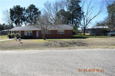 Selma Single Family Home For Sale: 103 Moore Circle