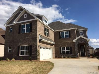 Prattville Single Family Home For Sale: 1347 Tullahoma Drive