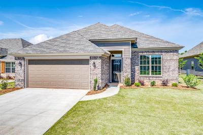 Montgomery Single Family Home For Sale: 10309 Duncannon Trail