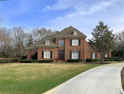 Montgomery Single Family Home For Sale: 8517 Old Marsh Way
