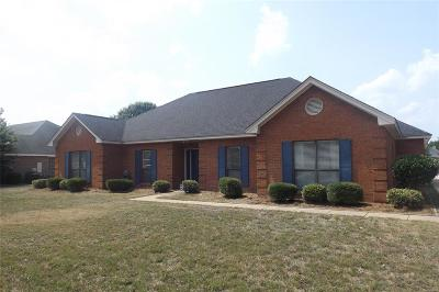 Single Family Home For Sale: 7261 Waters Edge