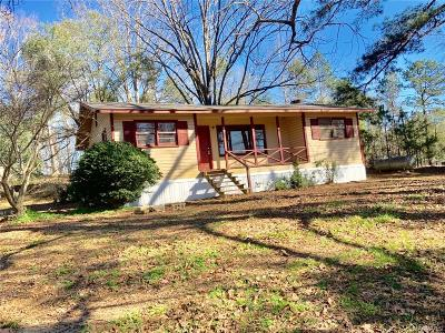 Wetumpka Single Family Home For Sale: 161 Firetower Road