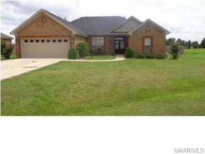 Wetumpka Single Family Home For Sale: 199 Village Way