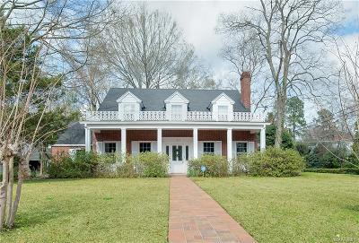 Garden District Single Family Home For Sale: 1904 Norman Bridge Court