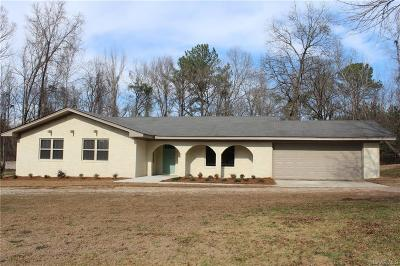 Tallassee Single Family Home For Sale: 217 Liberty Road